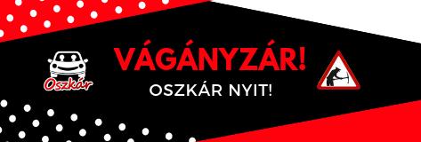 Budapest és Miskolc között vágányzár! - Oszkár nyit!