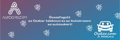 Hasznos együttműködés a magyar autósokért: összefogott az Oszkár telekocsi és az Autóőrszem